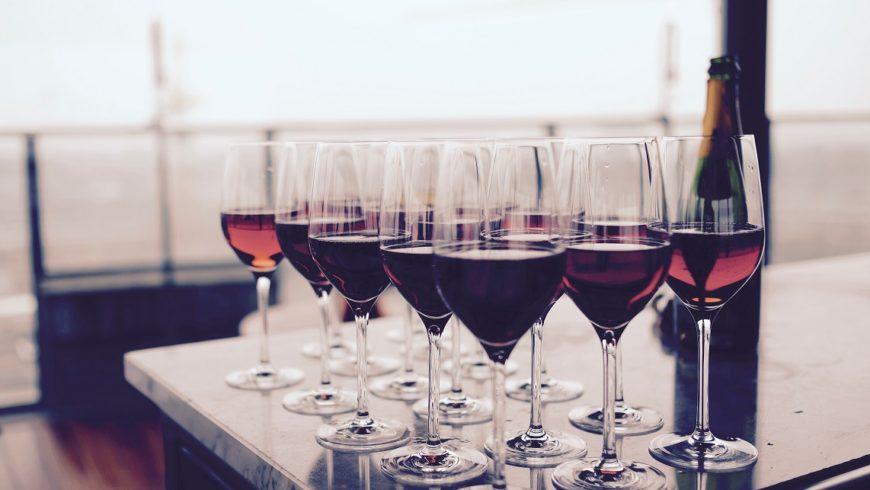 TOP 5: Oblíbené druhy červeného vína