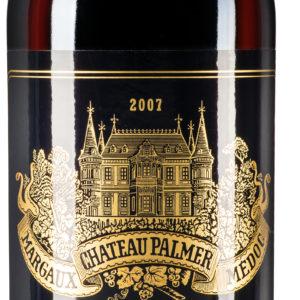 Château Palmer 3eme Grand Cru Classé Margaux Bordeaux