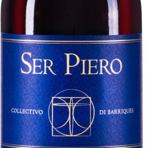 Ser Piero Toscane IGT Rosso 'Model SuperTuscan'