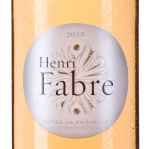 Henri Fabre Cotes de Provence AOC