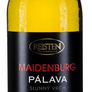 Reisten Pálava Maidenburg výběr z hroznů