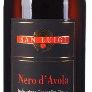 San Luigi Nero d'Avola Terre Siciliana