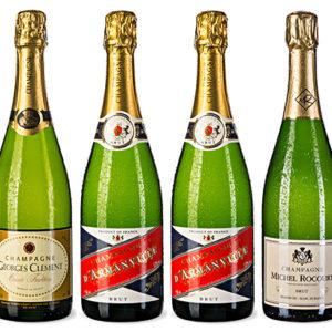 "Ochutnávkový balíček ""Champagne"""