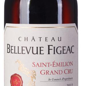 Château Bellevue Medox Figeac Saint Emilion Grand Cru AOC 2012