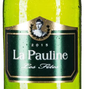 La Pauline Les Fêtes Sauvignon Blanc IGP Pays d'Oc