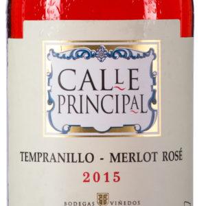Bodegas Vinedos Contralto - Calle Principal Tempranillo Merlot Rosado