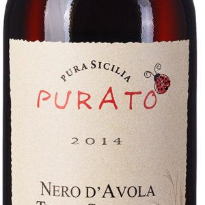 Purato Nero d'Avola Terre Siciliane IGP (Organic)