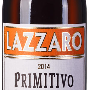 Lazzaro Primitivo Puglia IGT