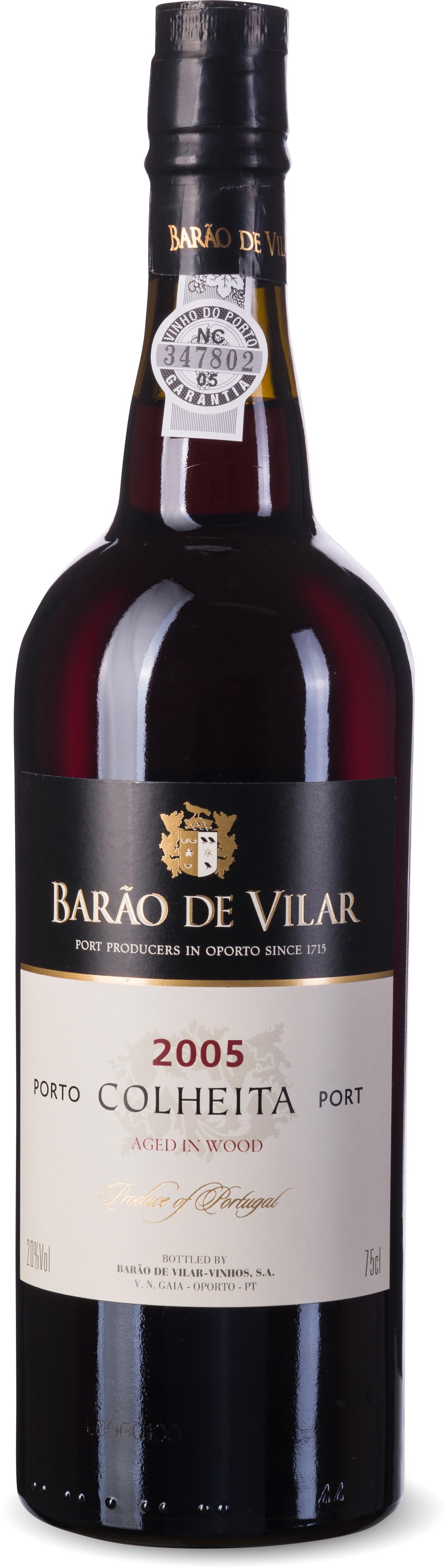 Barão de Vilar Colheita Port