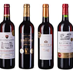 """Ochutnávkový balíček """"Bordeaux pro Vás"""""""