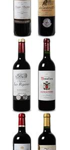 """Ochutnávkový balíček """"Oceněná Bordeaux vína"""""""