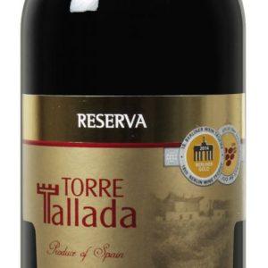 Torre Tallada Reserva DO Valencia