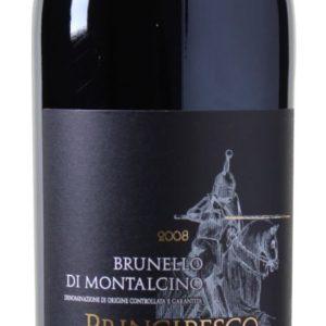 Principesco Brunello di Montalcino DOCG v dřevěné krabici