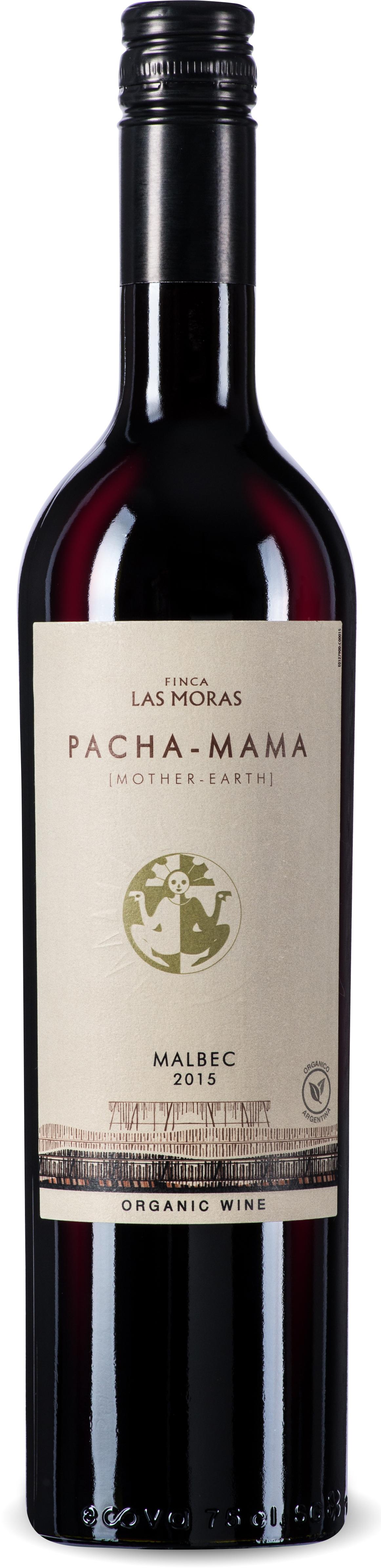 Las Moras Pacha Mama Malbec (Organic)