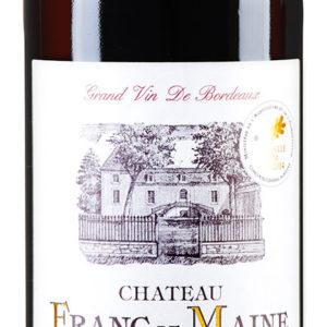 Château Franc Le Maine Cuvée Henri Gabriel AOC Saint-Emilion Grand Cru Bordeaux