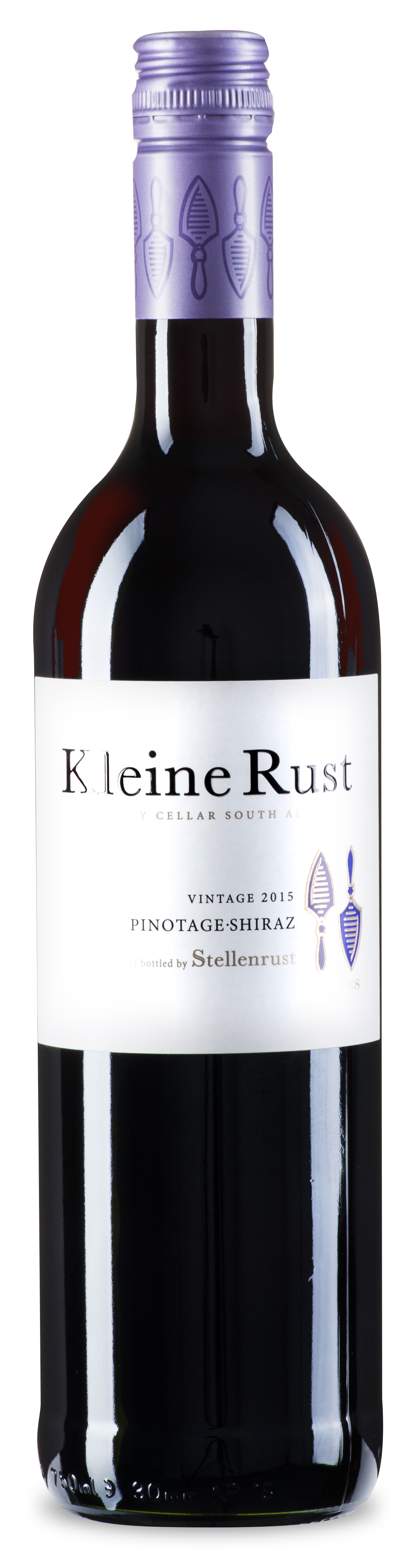 Stellenrust Kleine Rust red