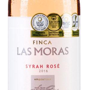 Las Moras Shiraz Rosé