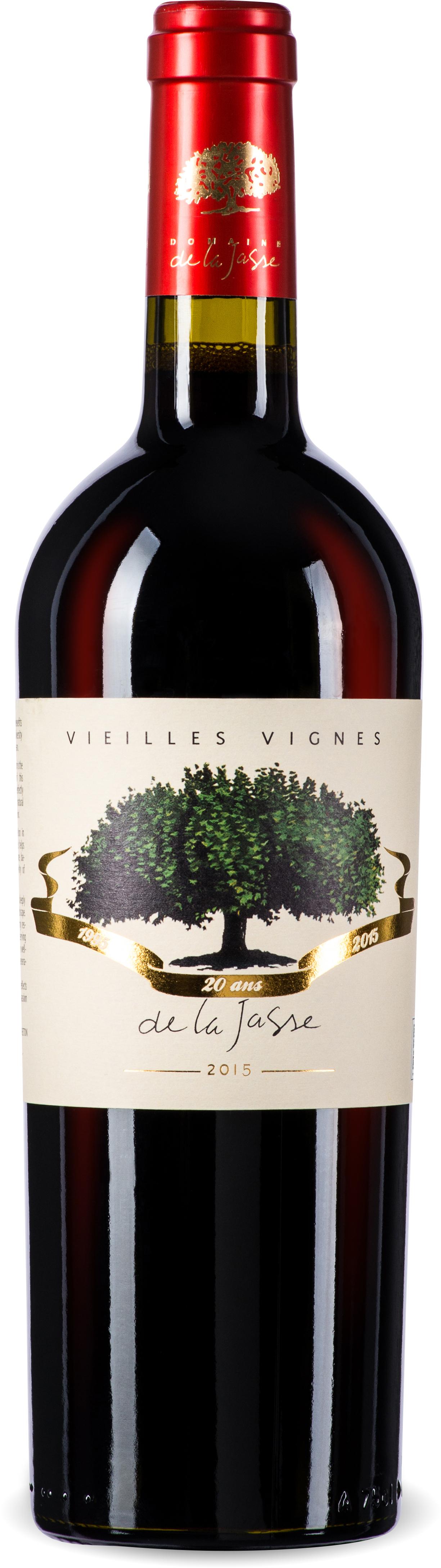 Domaine de La Jasse Vieilles Vignes Cabernet Sauvignon-Merlot IGP Pays d'Oc
