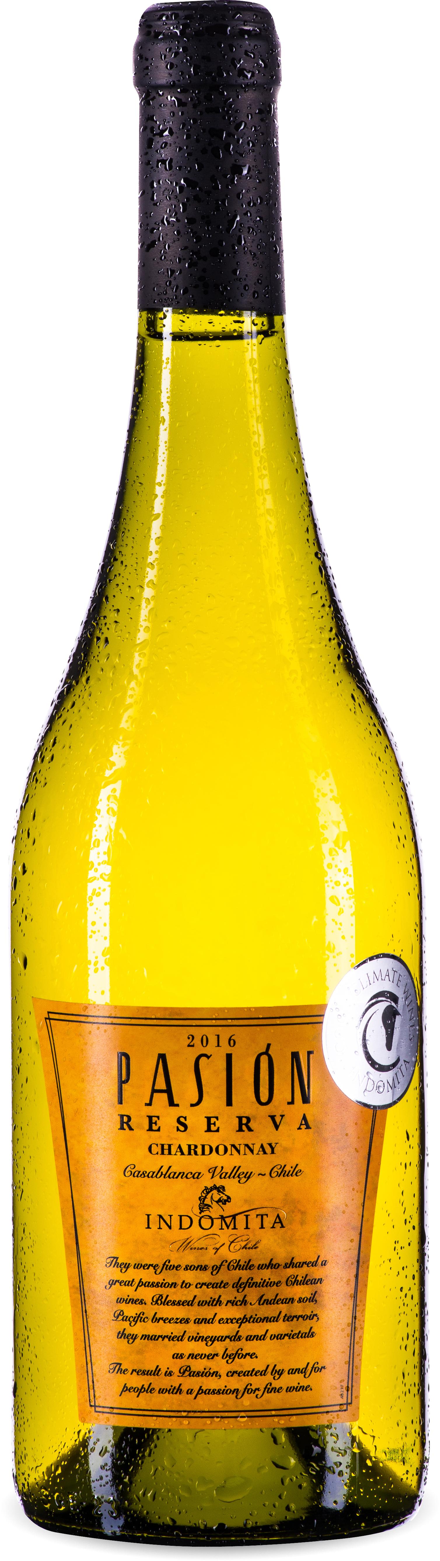 Indomita Pasion Reserva Chardonnay