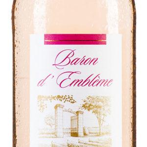 Baron d'Embleme Grenache Rose Pays d'Oc IGP