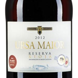 Bodegas Ondarre - Ursa Maior Rioja Reserva