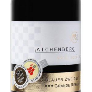 """Aichenberg Blauer Zweigelt Grande Reserve """"Gold edition"""""""