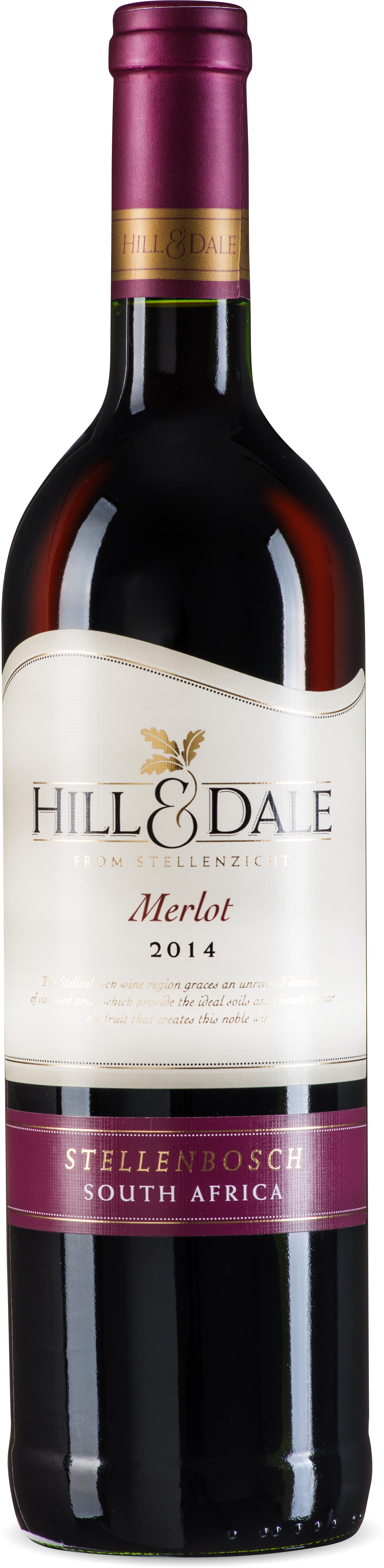 Hill & Dale Merlot