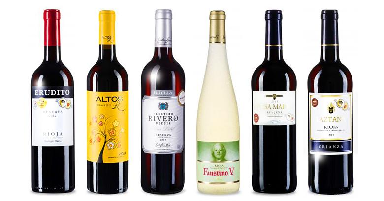 """Ochutnávkový balíček """" Rioja"""" (6ks)"""